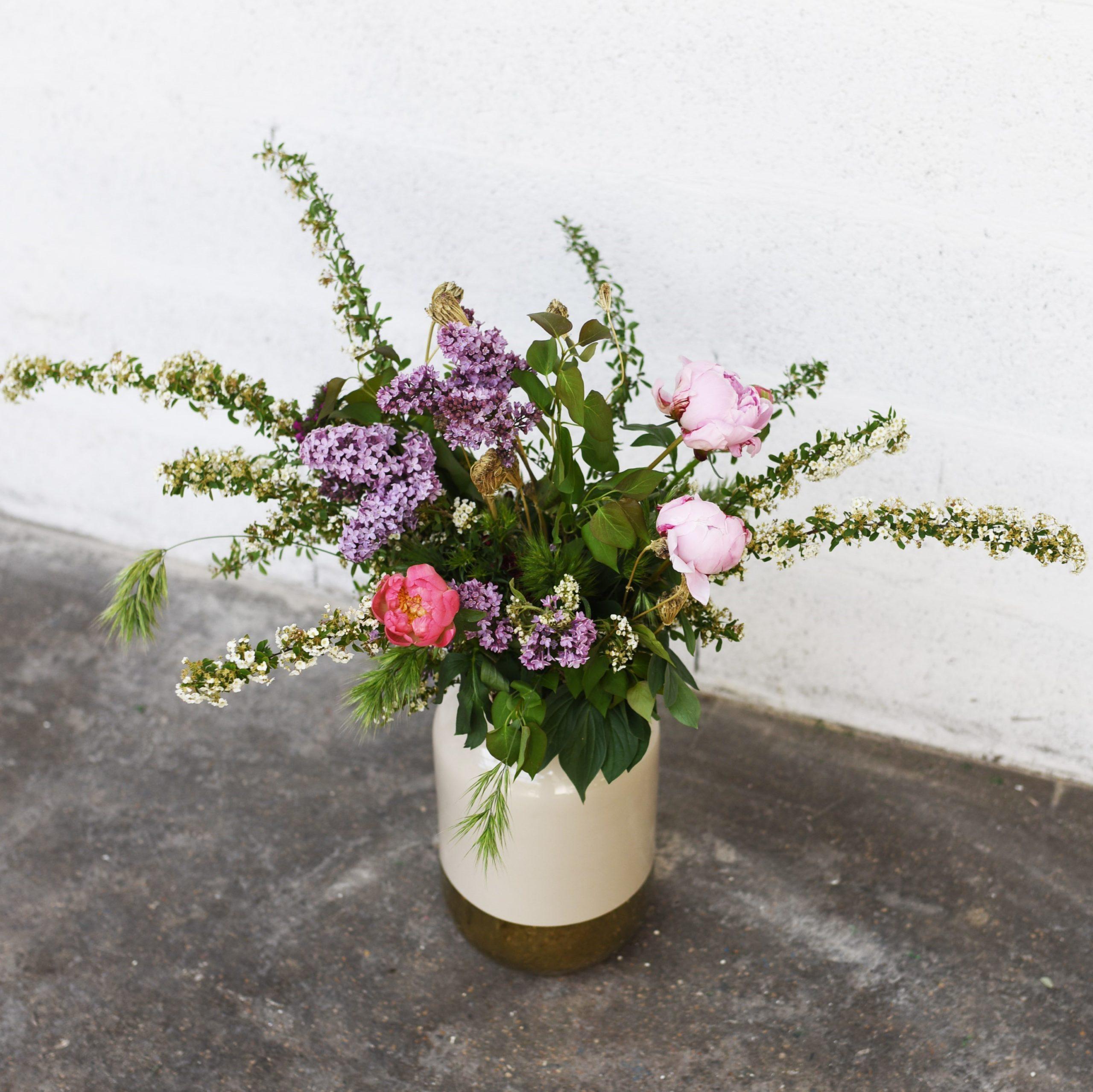 bouquet type abonnement