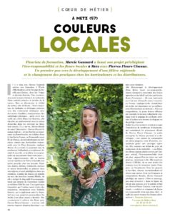 Interview Magazine Bonnes Terres
